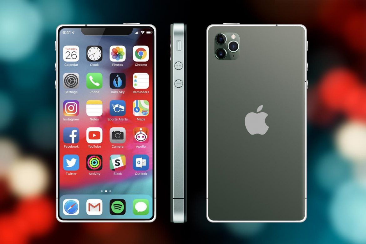 2020 iPhone Shock As Five 'All-New' Apple iPhones Revealed