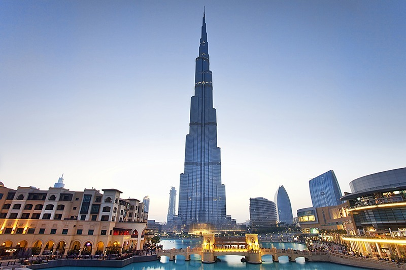 5 Best Tourist Attractions in Dubai