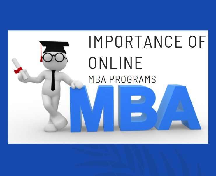 Importance of Online MBA Programs