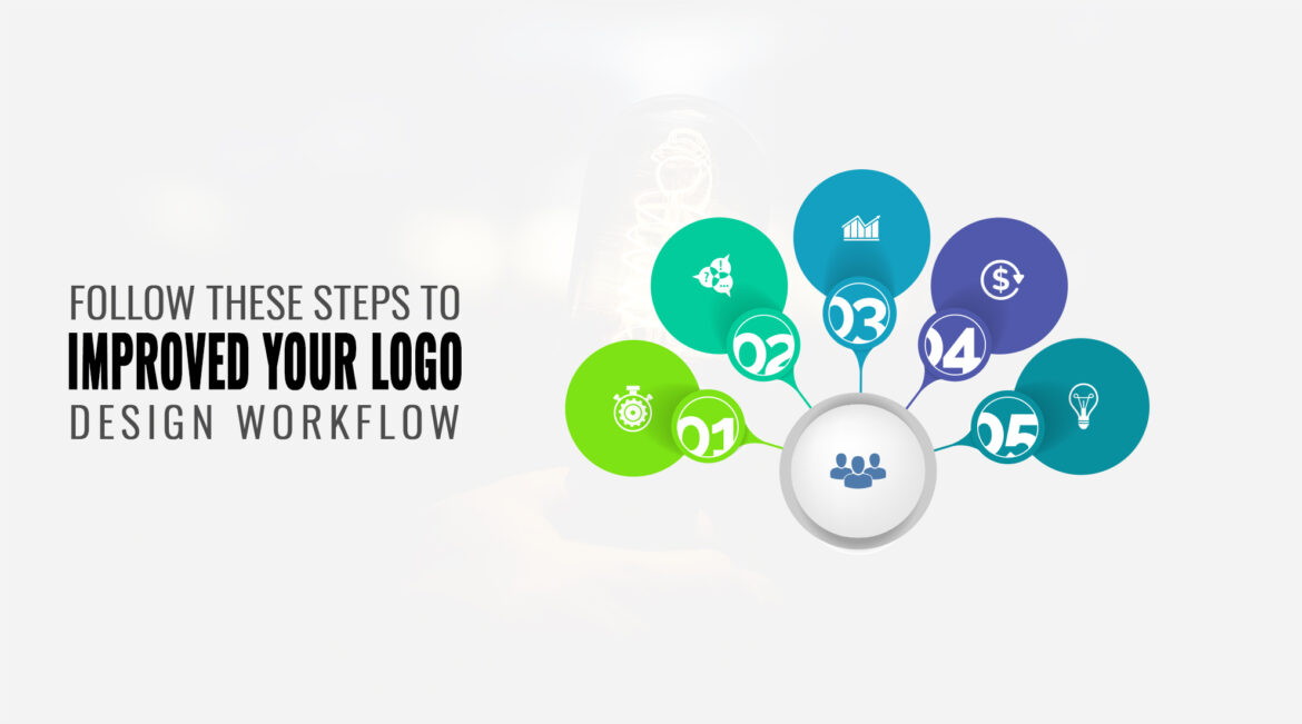 Follow These Steps to Improved Your Logo Design Workflow