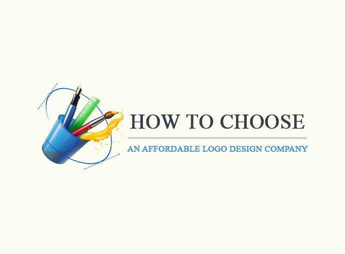 How to choose an affordable logo design company?
